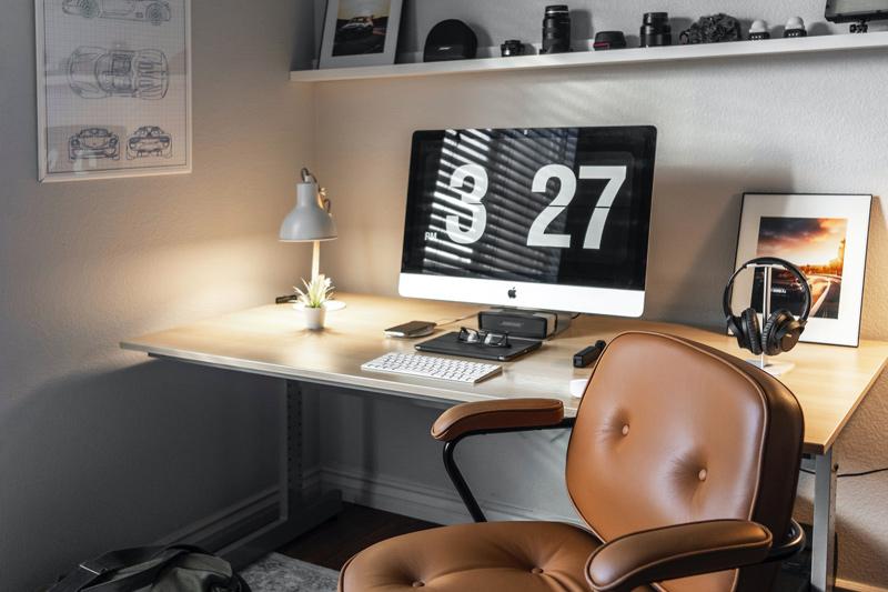 DAK Studie Home Office